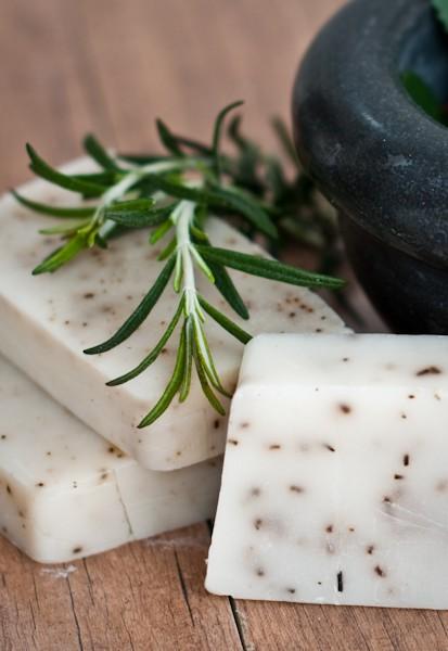 Rozmaring szappan