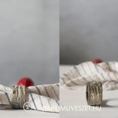 raku szalvétagyűrű