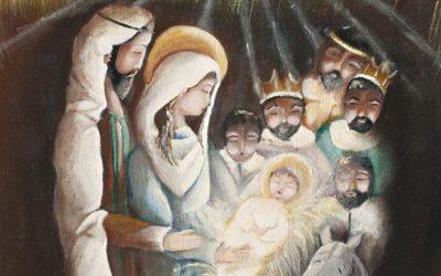 Téli napforduló, Szarvas és a Karácsony. Áldott szép Fényünnepet, Boldog Karácsonyt mindenkinek!