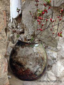 kavics váza 2