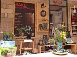 raku görög u-