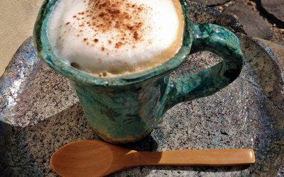 Egy kávét Szentendrén raku csészéből?