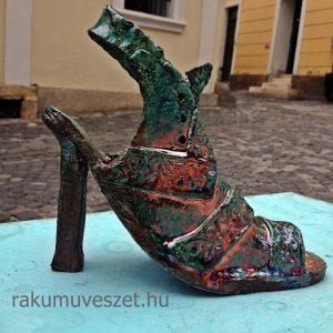"""""""Széttáncolnád?"""" Kerámia cipő az egészen különleges alkalmakra ..pld. esküvő?"""