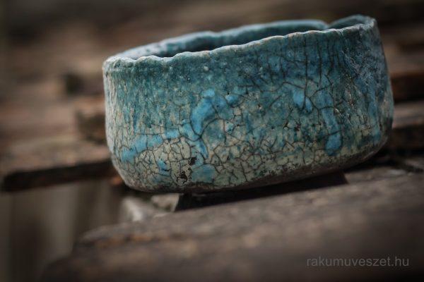 Chawan teás csésze: Kéklő hegyek