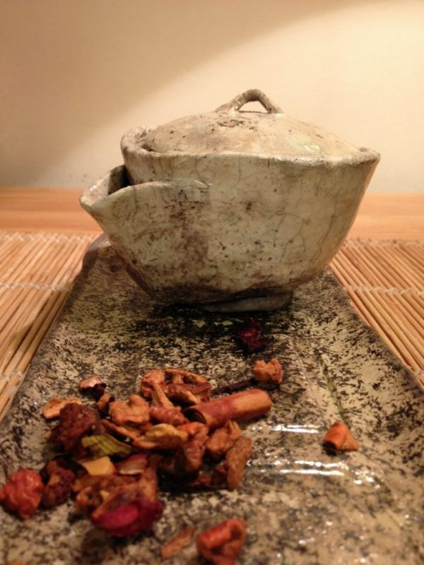 Red bush Tüffel tea