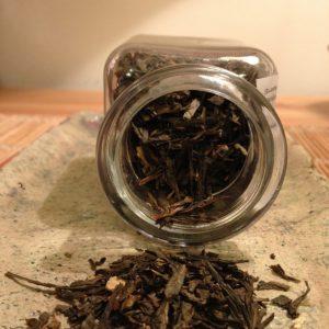 Sencha zöld fahéj tea