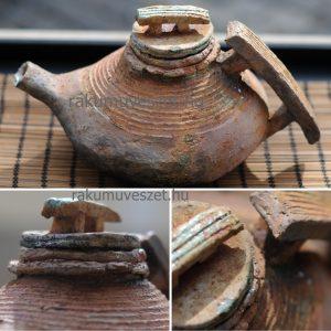 Kanna teához ...autentikus forma és színvilág